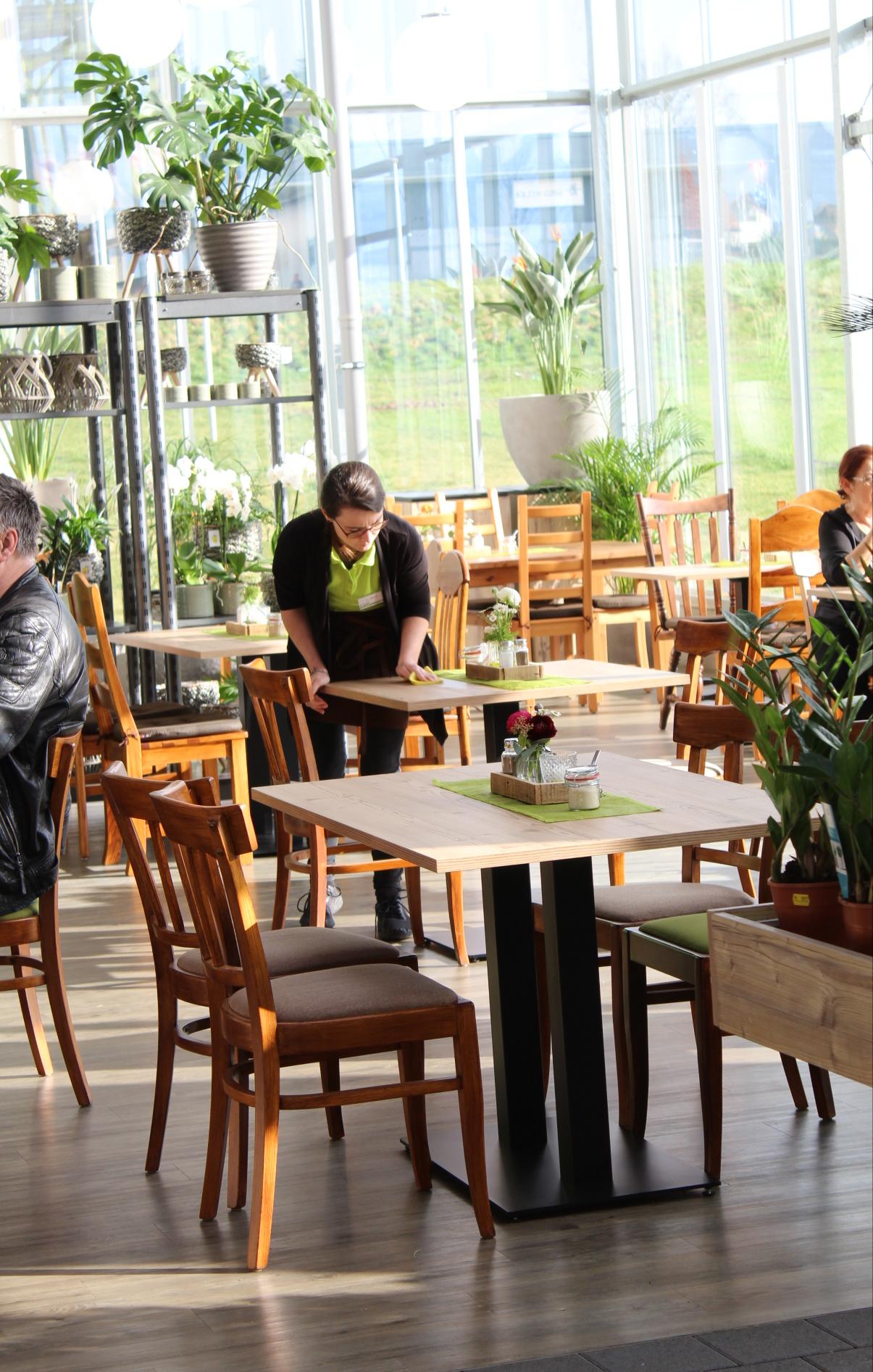 Cafe Immergrün