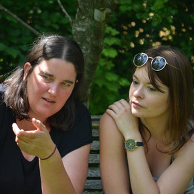 Stefanie Funken & Jana Vogt