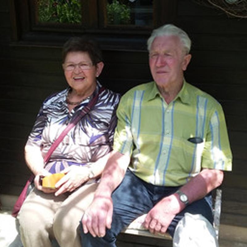 Josefine & Paul Vollmer